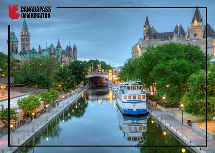 شرکت مهاجرتی کاناداپاس -ویزای توریستی کانادا - ویزای توریستی کانادا یکبار ورود(سینگل)