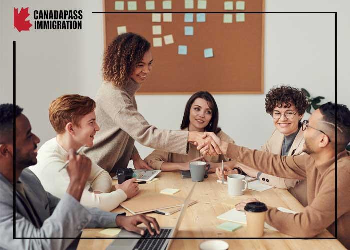 شرکت مهاجرتی کاناداپاس - کارآفرینی کانادا - سازگاری با همسر برای کارآفرینی کانادا