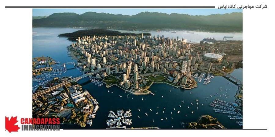 شهر ونکوور - Vancouver City