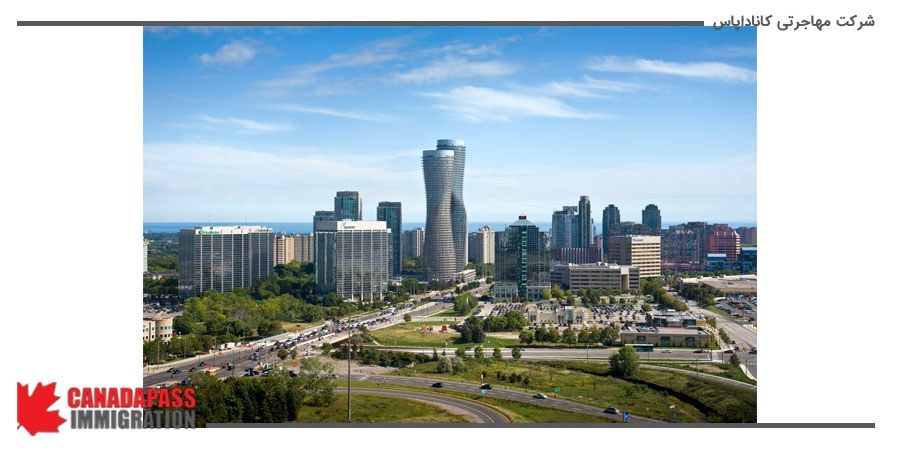 شهر میسیساگا - Mississauga City