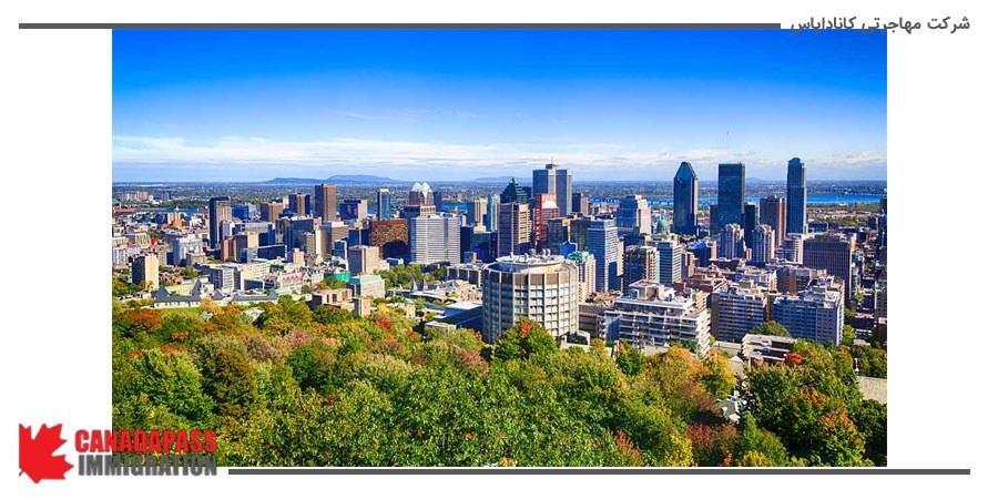 شهر مونترال - Montreal City