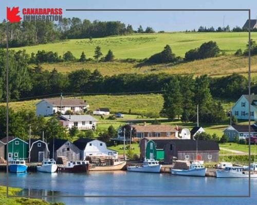 جزیره پرنس ادوارد به انگلیسی Prince Edward Island