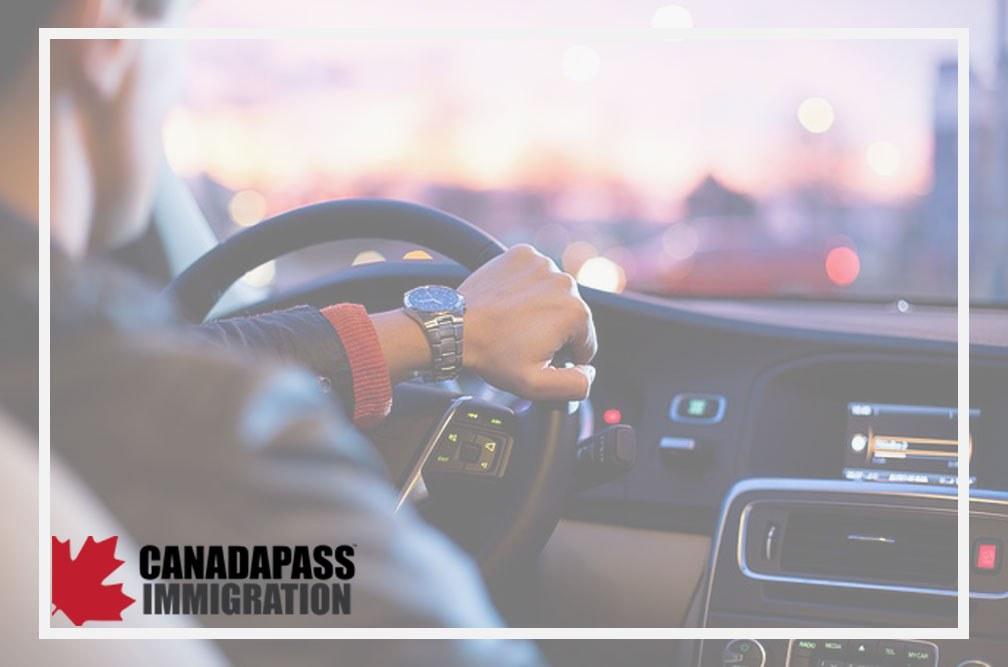 قوانین دریافت گواهینامه رانندگی در کانادا