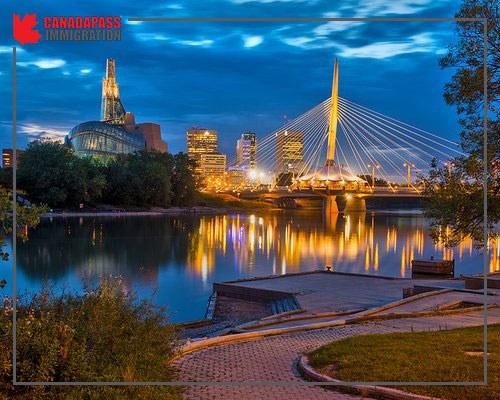 تصویری اط شهر ویپینگ استان مانیتوبا کانادا