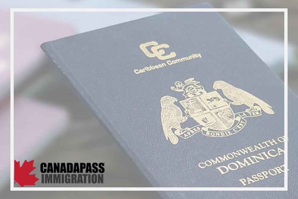 دریافت پاسپورت دوم دومینیکا