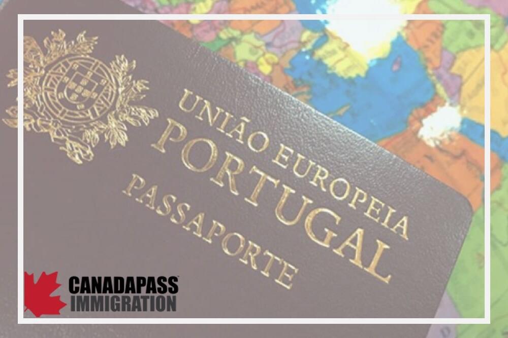 دریافت پاسپورت دوم در پرتغال