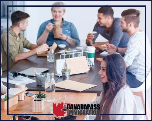 تیم کارآفرینی موفق در کانادا