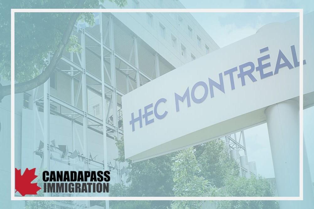 دانشگاه اچ ای سی مونترآل ( HEC Montreal )