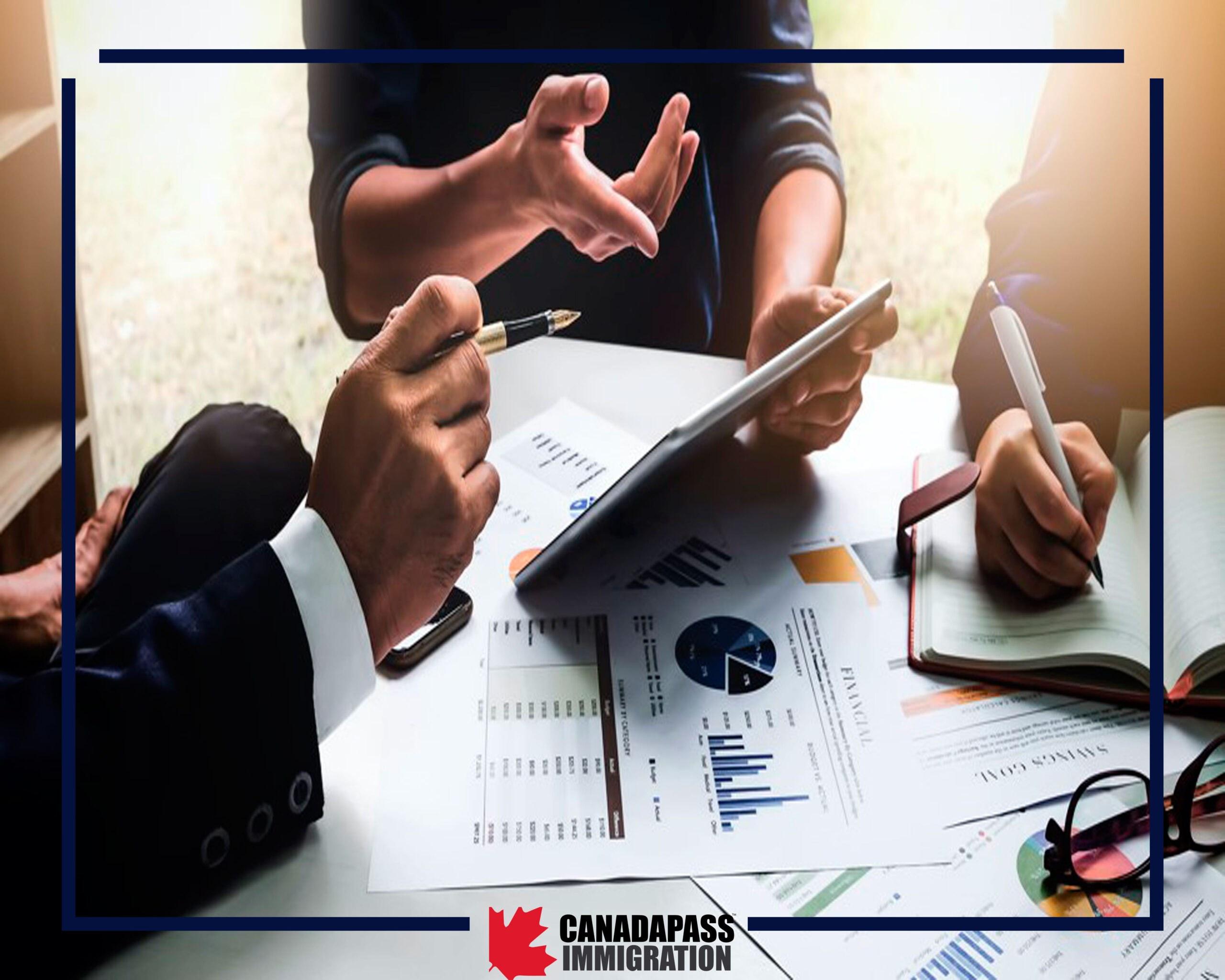 ثبت شرکت و راه اندازی و خرید بیزینس در کانادا