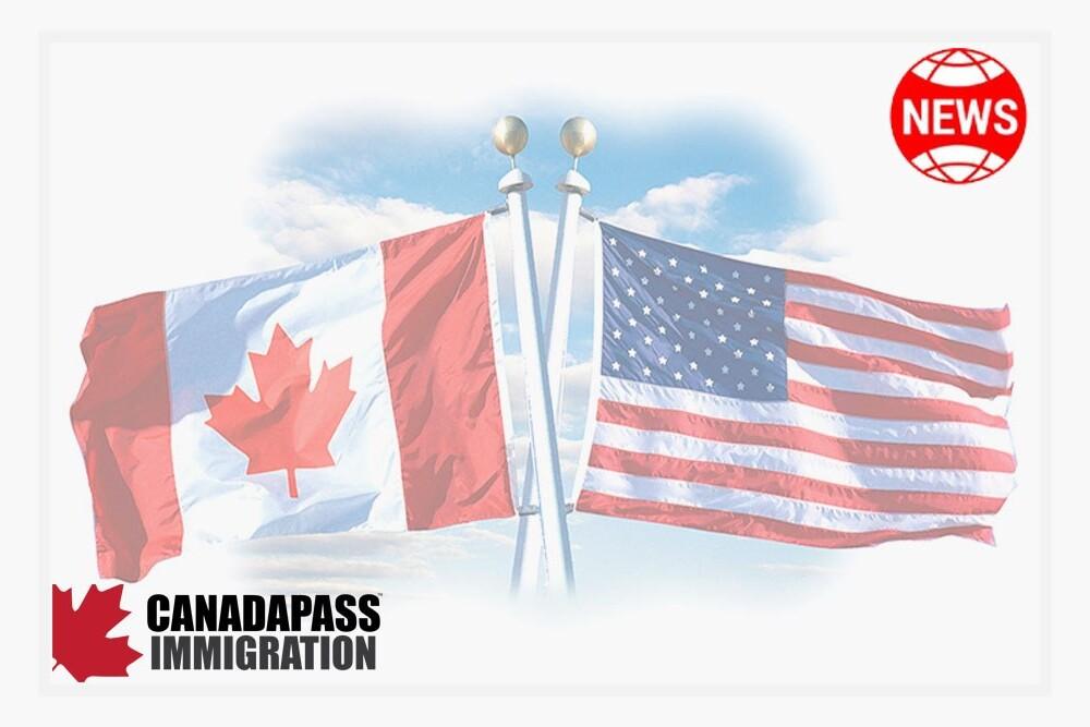 رقابت کانادا و آمریکا در جذب مهاجر