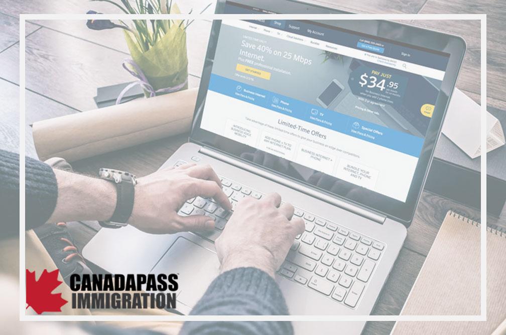راه اندازی کسب و کار آنلاین در کانادا