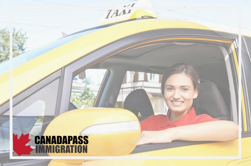 درآمد راننده تاکسی در کانادا